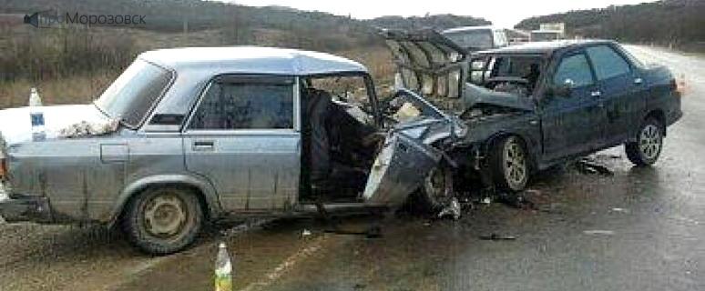 Авария Морозовск-Цимлянск 13 ноября 2017