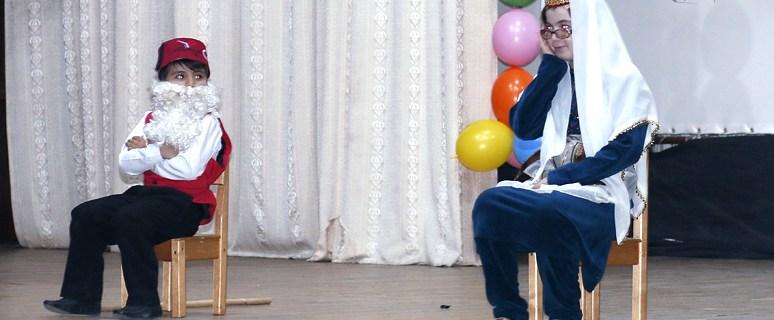 Фестиваль национальных культур в Морозовске