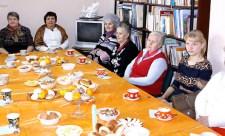 Инвалиды Морозовска в библиотеке