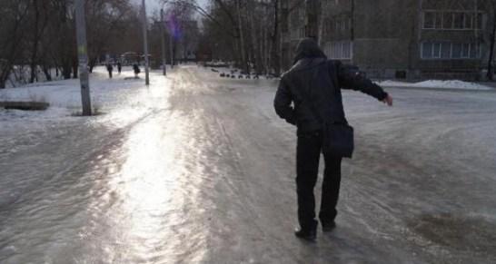 Непогода в Морозовске