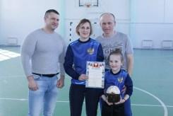 Морозовск, Спортивная семья