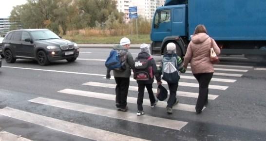 наезд на пешехода в Морозвске