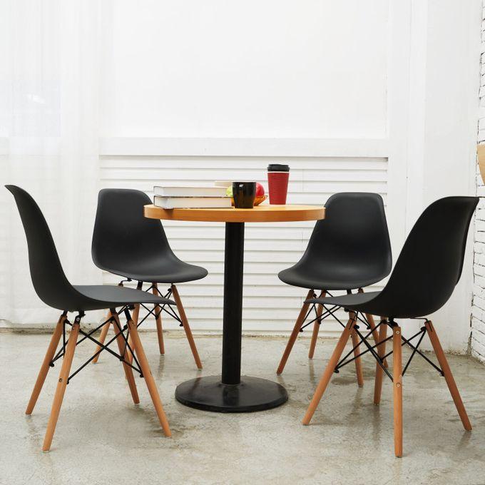 Bon plan : Lot 4 chaises scandinaves – Livraison disponible –  Algérie Jumo