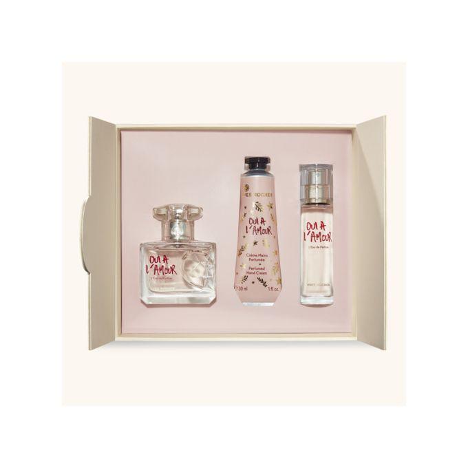 PROMOTION : Coffret parfum  – Oui À L'Amour
