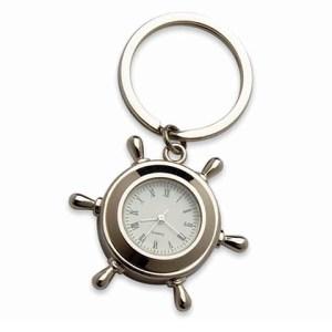 106-389 - Metal Anahtarlık & Saat