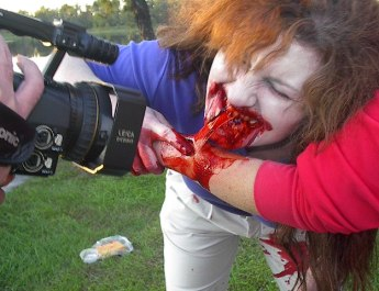 """Award Winning Zombie Film """"HELL IS FULL"""" now available on Amazon!"""