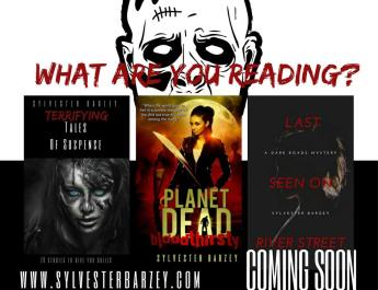 Interview with the Author of 'Planet Dead: Bloodthirsty' Sylvester Barzey