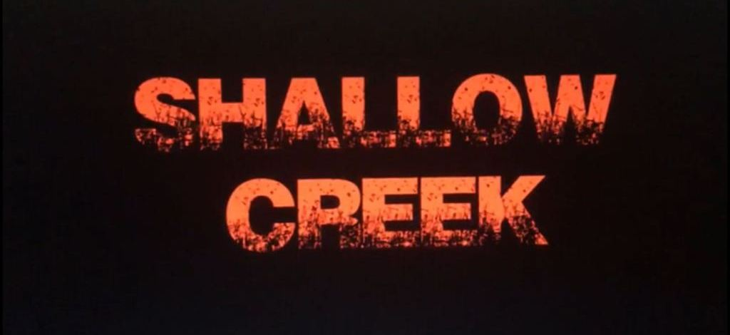 THE STORGY 'SHALLOW CREEK' SHORT STORY COMPETITION