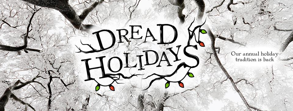 YULETIDE HORRORS: DREAD HOLIDAYS CARDS