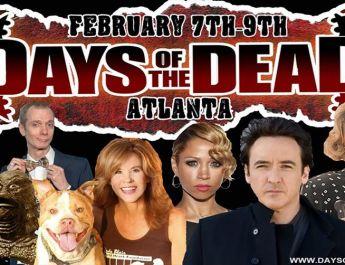 Convention Corner: Days of the Dead Atlanta