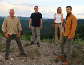 The Search for Bigfoot Continues…'EXPEDITION BIGFOOT' Returns Sun, Jan 3 on Travel Channel
