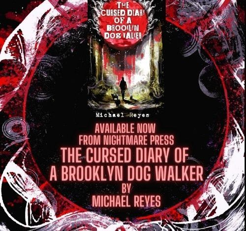 THE CURSED DIARY OF A BROOKLYN DOG WALKER