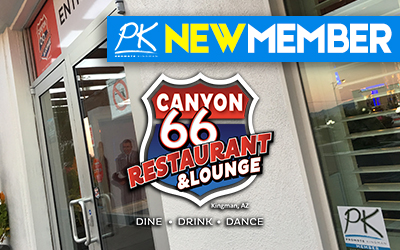 NEW MEMBER -Canyon 66 Restaurant & Lounge