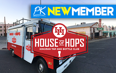 NEW MEMBER -The House of Hops