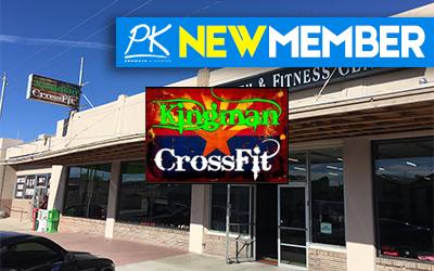 NEW MEMBER -Kingman Crossfit