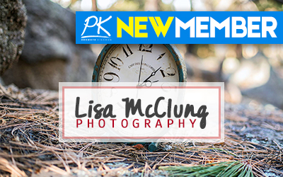NEW MEMBER -Lisa McClung