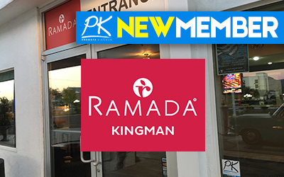 NEW MEMBER -Ramada Kingman