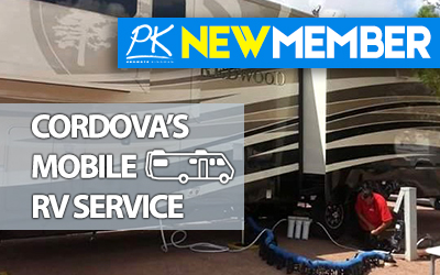 NEW MEMBER -Cordova's Mobile RV Service