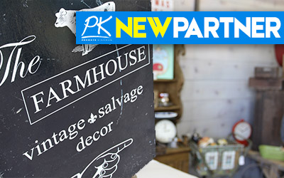 NEW PARTNER -The Farmhouse