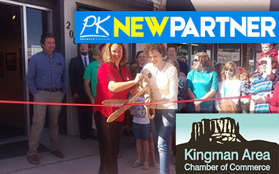 NEW PARTNER -Kingman Chamber of Commerce