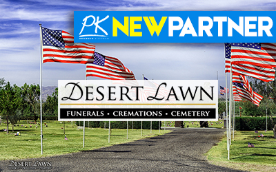 NEW PARTNER- Desert Lawn Funeral Home