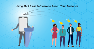 Reaching out through SMS Blast