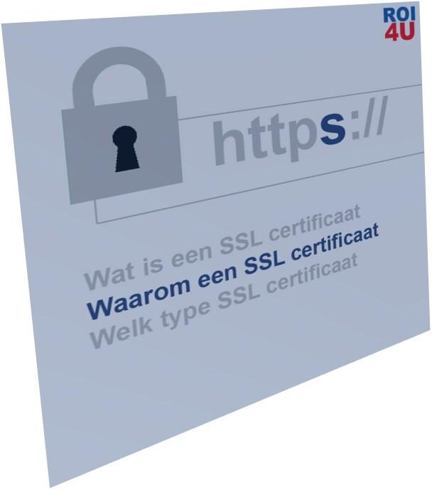 Waarom een SSL certificaat voor elke website een must is