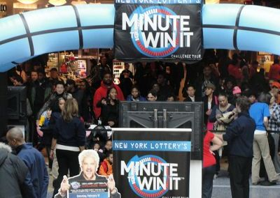 New York Lottery Minute To Win It Challenge