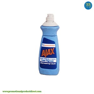 ajax bottle custom molded shaped 3D flash drives