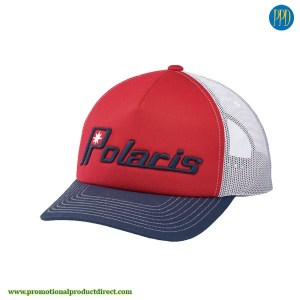 puff embroidery ball cap promotional product