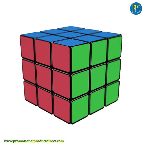 custom full color logo rubiks cube promotional product