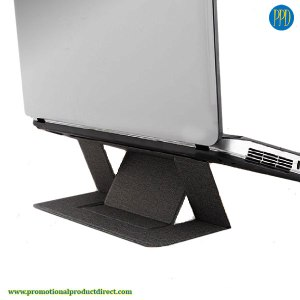 moft folding laptop stand for your business logo