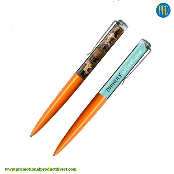 floaty action pen for your logo