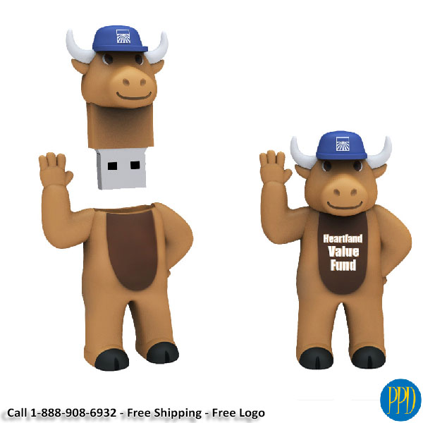 worlds best custom shaped flash drives