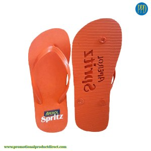 flip-flop-sandals-with-logo promotional product
