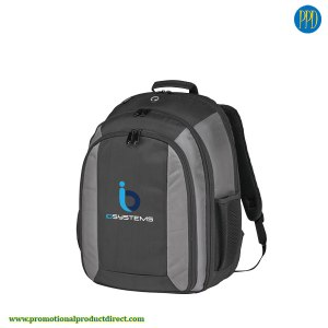promotional and giveaway zippered back packs and bags