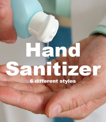 hand sanitizer for your business