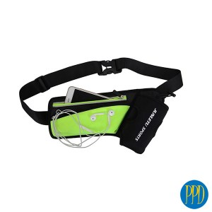 Custom fanny pack. Design your own fanny pack. Perfect for any fitness enthusiast, health business or event. Promotional Product Direct