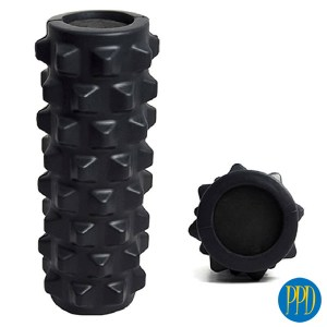 Custom Foam Yoga Roller. Hard foam yoga roller. Perfect for fitness, yoga and pilates brands. The custom foam roller comes in 10 colors.Promotional Product Direct.