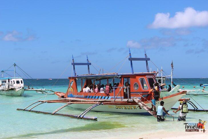 Boracay Island - Boracay Adventure Boat