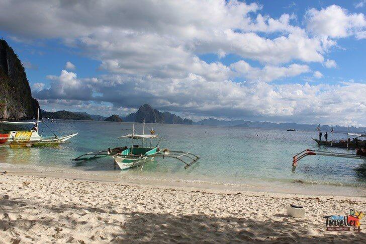 El Nido, the best beach