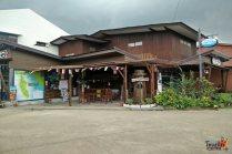 Things to do on Koh Lanta - View Near Lanta Ferry Entrance