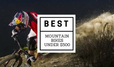 Top mountain bikes under 500