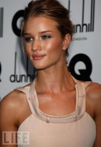 Rosie Huntington-Whiteley Life Magazine Party