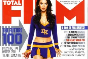 Megan Fox, Total Film Magazine Cover, October 2009