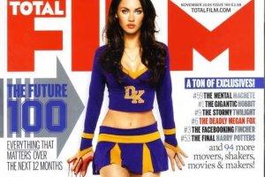 Megan Fox, Total Film Magazine Cover, October 2009