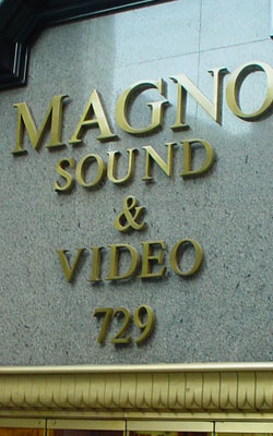 Magno Sound and Video, 729 NYC