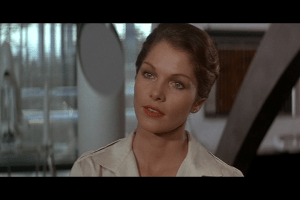 Lois Chiles, Dr.Holly GoodHead, Moonraker