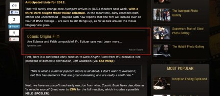 Screenrant In-Text Ad Placement