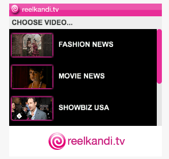 Reelkanditv Video Player